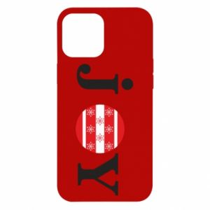 Etui na iPhone 12 Pro Max Joy