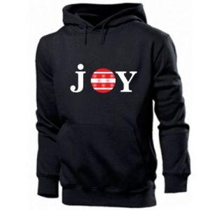 Bluza z kapturem męska Joy