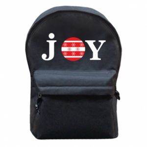 Backpack with front pocket Joy