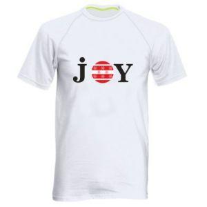 Koszulka sportowa męska Joy