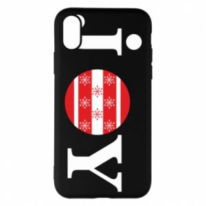 Phone case for iPhone X/Xs Joy