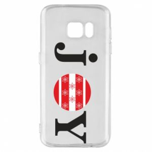 Phone case for Samsung S7 Joy