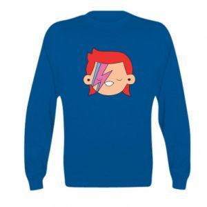 Bluza dziecięca Joyful David Bowie