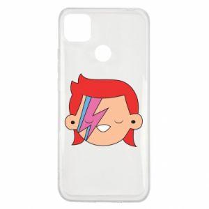 Etui na Xiaomi Redmi 9c Joyful David Bowie