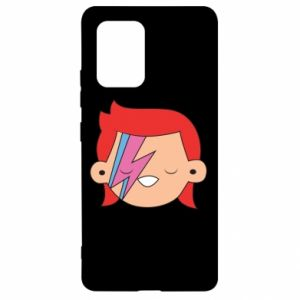 Etui na Samsung S10 Lite Joyful David Bowie