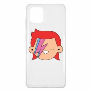 Etui na Samsung Note 10 Lite Joyful David Bowie