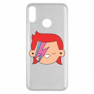 Etui na Huawei Y9 2019 Joyful David Bowie