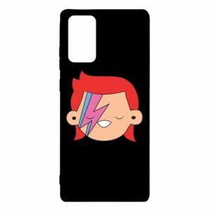 Etui na Samsung Note 20 Joyful David Bowie