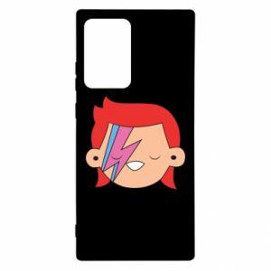 Etui na Samsung Note 20 Ultra Joyful David Bowie