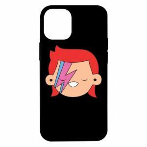 Etui na iPhone 12 Mini Joyful David Bowie