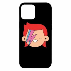 Etui na iPhone 12 Pro Max Joyful David Bowie