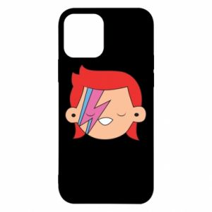 Etui na iPhone 12/12 Pro Joyful David Bowie