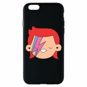 Etui na iPhone 6/6S Joyful David Bowie