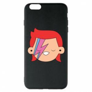 Etui na iPhone 6 Plus/6S Plus Joyful David Bowie