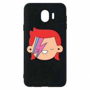 Etui na Samsung J4 Joyful David Bowie
