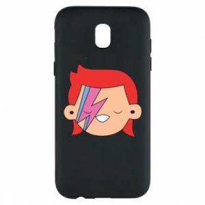 Etui na Samsung J5 2017 Joyful David Bowie