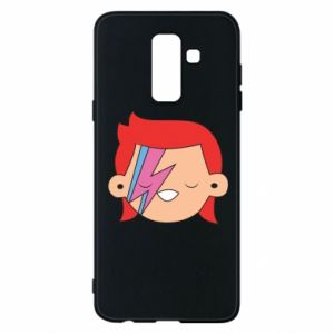 Etui na Samsung A6+ 2018 Joyful David Bowie