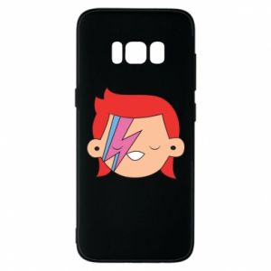 Etui na Samsung S8 Joyful David Bowie