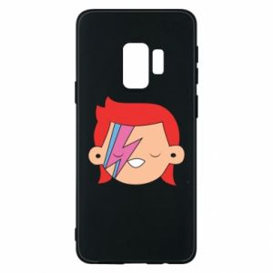 Etui na Samsung S9 Joyful David Bowie