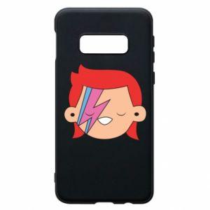 Etui na Samsung S10e Joyful David Bowie