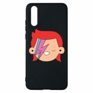 Etui na Huawei P20 Joyful David Bowie
