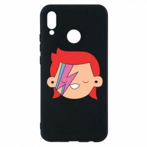 Phone case for Huawei P20 Lite Joyful David Bowie