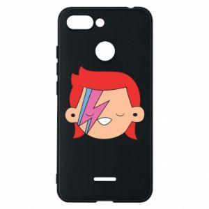 Etui na Xiaomi Redmi 6 Joyful David Bowie