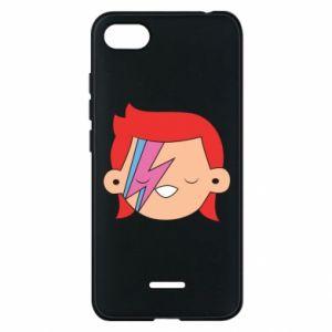 Etui na Xiaomi Redmi 6A Joyful David Bowie