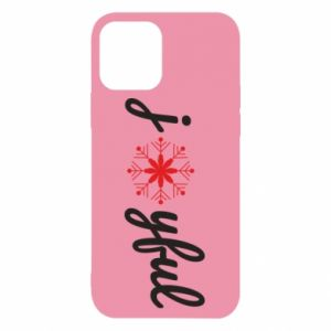 Etui na iPhone 12/12 Pro Joyful