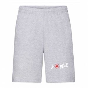 Men's shorts Joyful