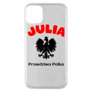 Phone case for iPhone 8 Plus Julia is a real Pole - PrintSalon