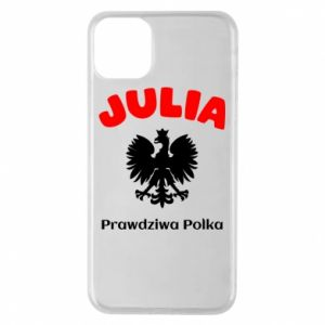 Phone case for iPhone X/Xs Julia is a real Pole - PrintSalon