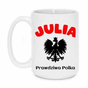 Kubek 450ml Julia jest prawdziwą Polką