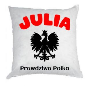 Pillow Julia is a real Pole