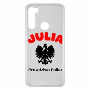 Phone case for Samsung J3 2017 Julia is a real Pole - PrintSalon