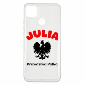 Phone case for Samsung J4 Julia is a real Pole - PrintSalon