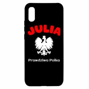 Phone case for Samsung J4 Plus 2018 Julia is a real Pole