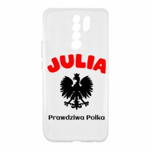 Phone case for Samsung J5 2017 Julia is a real Pole - PrintSalon