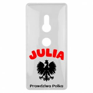 Phone case for Samsung A6+ 2018 Julia is a real Pole - PrintSalon