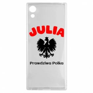 Phone case for Samsung A20 Julia is a real Pole - PrintSalon