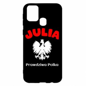 Phone case for Samsung A80 Julia is a real Pole - PrintSalon