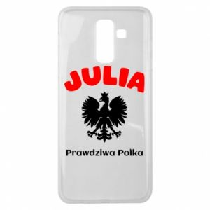 Phone case for Samsung S7 Julia is a real Pole - PrintSalon
