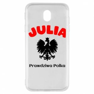 Phone case for Samsung S8 Julia is a real Pole - PrintSalon