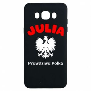 Phone case for Samsung S9 Julia is a real Pole - PrintSalon