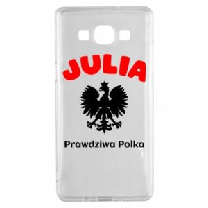 Phone case for Samsung S10e Julia is a real Pole