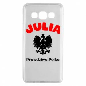 Phone case for Samsung S10+ Julia is a real Pole - PrintSalon