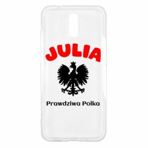 Phone case for Huawei Y7 Prime 2018 Julia is a real Pole - PrintSalon