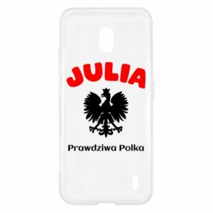 Phone case for Huawei Mate 10 Lite Julia is a real Pole - PrintSalon