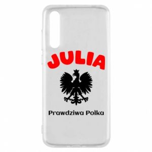 Phone case for Huawei P20 Julia is a real Pole - PrintSalon