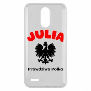 Phone case for Huawei P30 Julia is a real Pole - PrintSalon